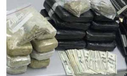 Крымчанин отправился в тюрьму за контрабанду наркотиков в Керчь