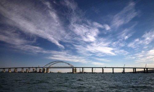 Движение по Крымскому мосту могут перекрыть