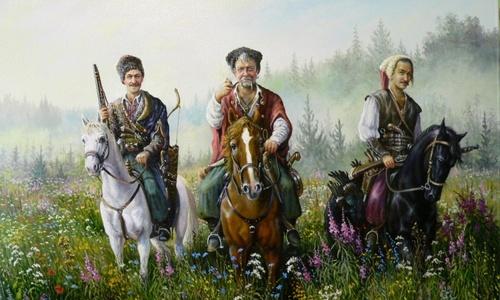 Крымских казаков пытаются сплотить, но пока не получается
