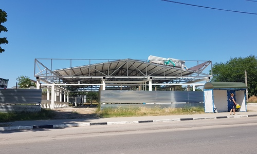 Строительство МФЦ в Керчи затягивается