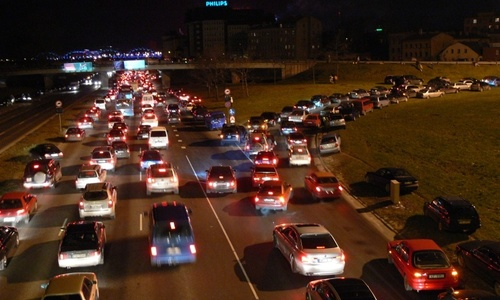 Трафик по керченской трассе хотят разгрузить на треть