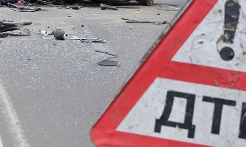 В аварии под Керчью пострадали двое детей