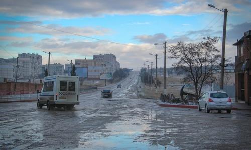 Из-за непогоды ГАИ Крыма просит водителей не лихачить