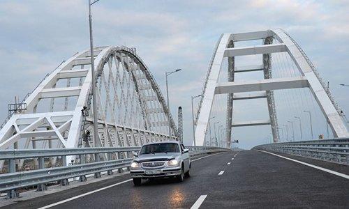 Крымский мост не принесет прибыли генподрядчику