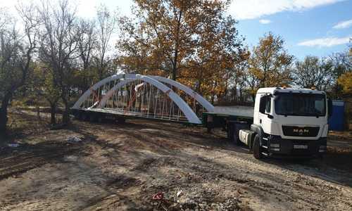 Второй «Крымский мост» строится в Керчи