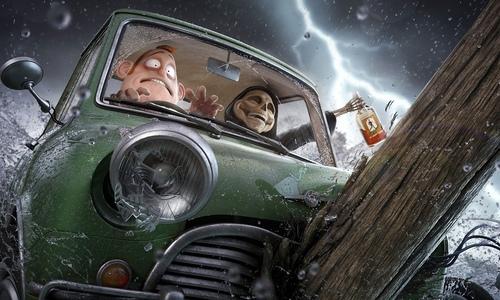На дорогах Ленинского района будут искать пьяниц за рулем