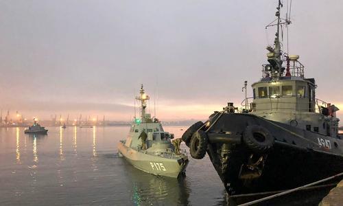 Украине вернут арестованные в Керчи катера к концу года