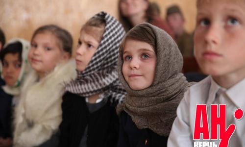 Концерт ко Дню Победы в школе-интернате всколыхнул сердца зрителей