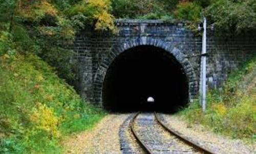 Возле Керчи проложили ж/д тоннель к Крымскому мосту