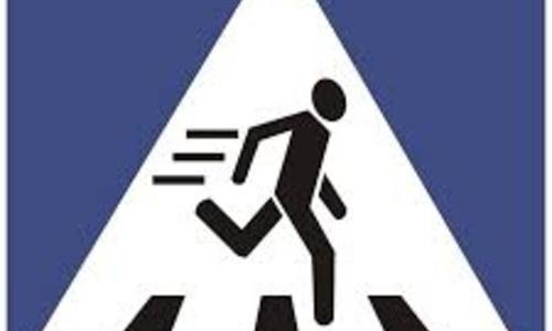 Сотрудники ГИБДД просят пешеходов не устраивать аварии