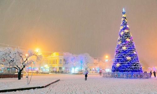 На новогодние праздники в Крым приезжали 190 тысяч человек