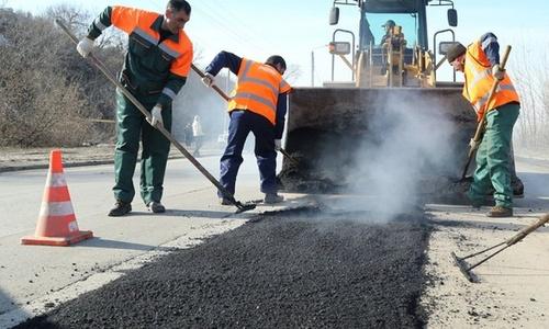 Керчи выделили 116 миллионов на ремонт дорог