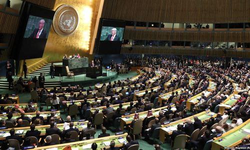 Генассамблеей принята резолюция о милитаризации Крыма