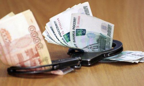 В Керчи задержали должностное лицо за взятку