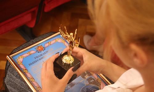 В золотую книгу занесли 44 медалиста 2019 года