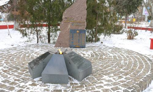 В Керчи отмечают 30-ю годовщину вывода войск из Афганистана