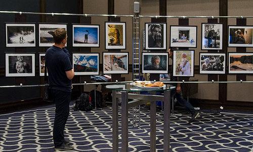 РГО организовало в Керчи фотовыставку
