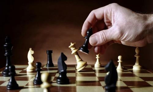 Керчане стали лучшими в шахматном турнире