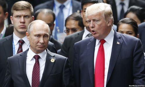 Из-за конфлита у Керчи Трамп может отметить встречу с Путиным
