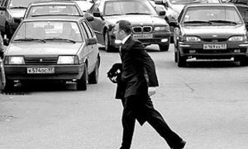 В Керчи авто сбило пешехода пренебрегшего «зеброй»