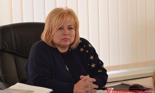 Керченские депутаты в понедельник рассмотрят отставку Хужиной