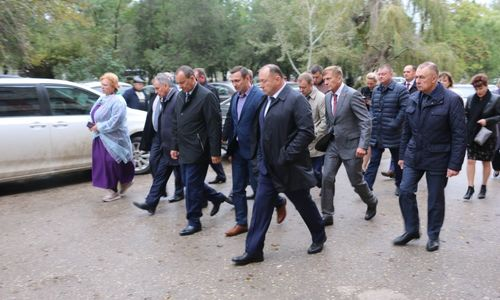 Законодатели Крыма и Краснодарского края обсуждают перспективы