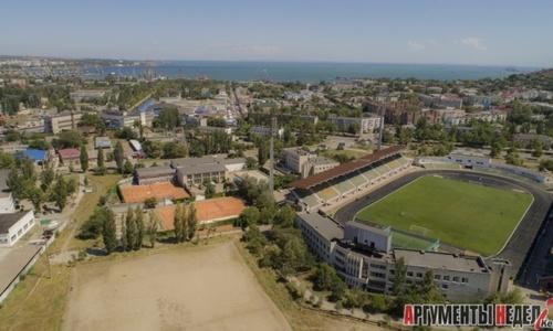 В Керчи стартует строительство мини-стадиона