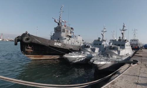 Адвокат объяснил, где оборудование украинских кораблей