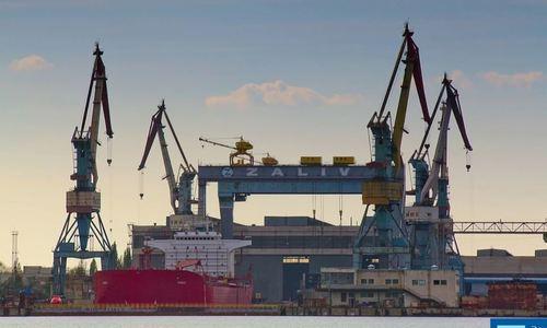 «Залив» сможет построить вертолетоносцы для ВМФ