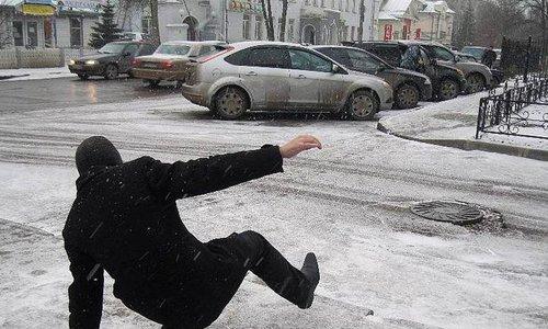 Снег, гололедица и туман ждут крымчан в ближайшие два дня