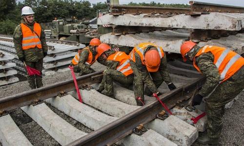 Железную дорогу от Керчи до столицы строить не собираются