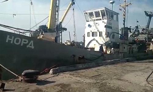 Члены экипажа «Норда» скоро выйдут в море