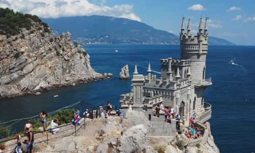 Студенты из Украины прошли практику в Крыму