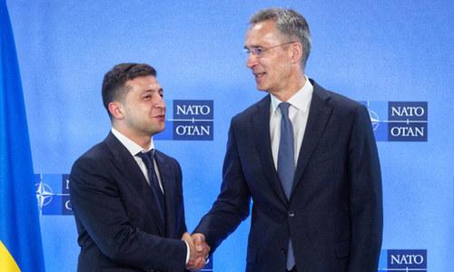 Глава НАТО не стал встречаться с моряками «Керченского конфликта»