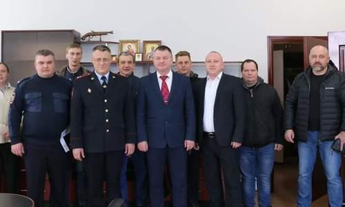 Керченских дружинников официально зарегистрировали