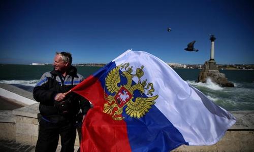 В Киеве смирились с невозможностью вернуть Крым