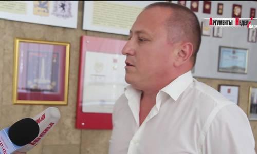 Замглавы администрации города послушает керчан