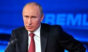 Трансляция большой пресс-конференции Путина - «Керчь»